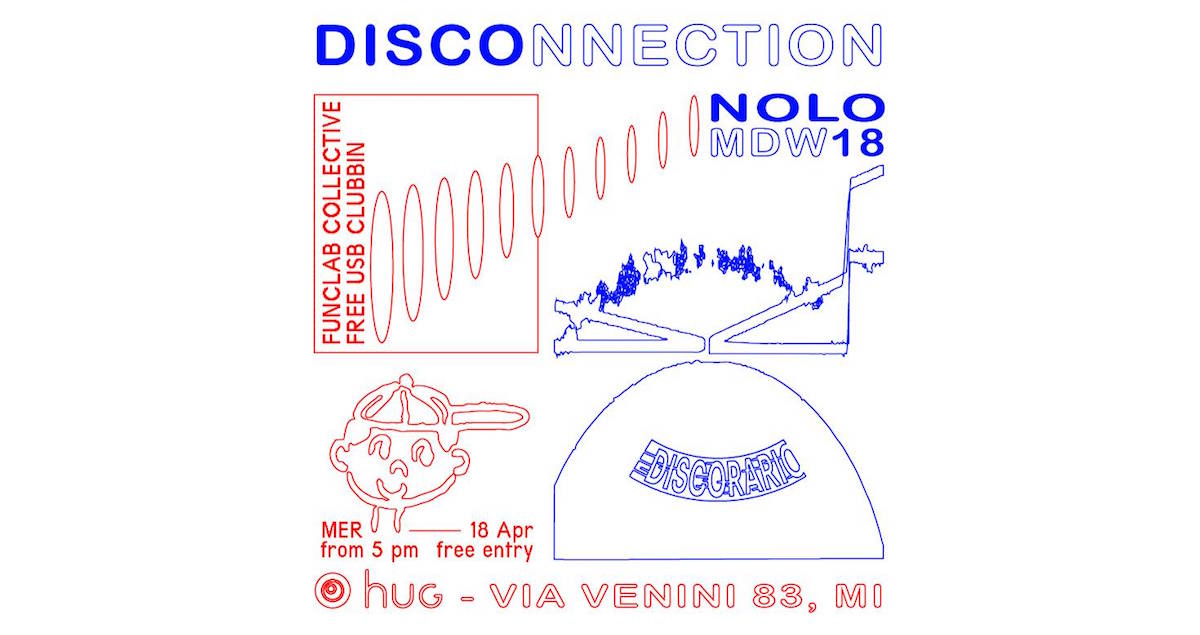 Discoradio DMDW18 | NOLO Disco-nnection